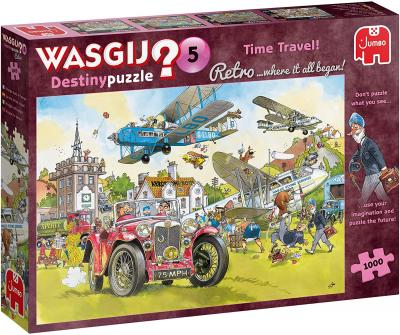 Phillips Toys Welcomes 5 New Wasgij 1000 Piece Jigsaw Puzzles To Our Range