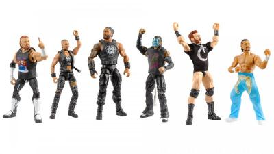 WWE Elite Series 84 Wrestling Action Figure Set Now In Stock At Phillips Toys